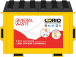 General Waste Front Lift Bin