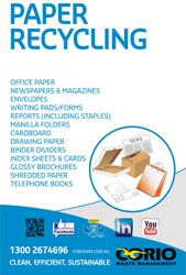 Paper Recycling Large